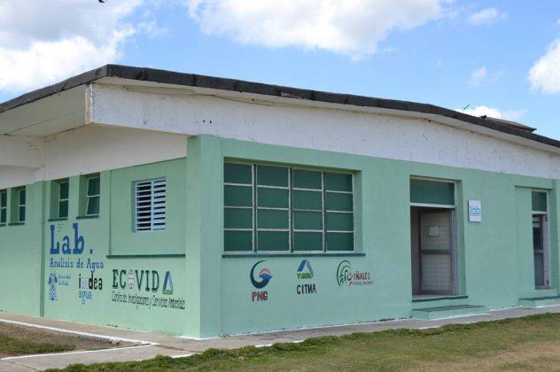 Estación de monitoreo y análisis ambiental de Sandino